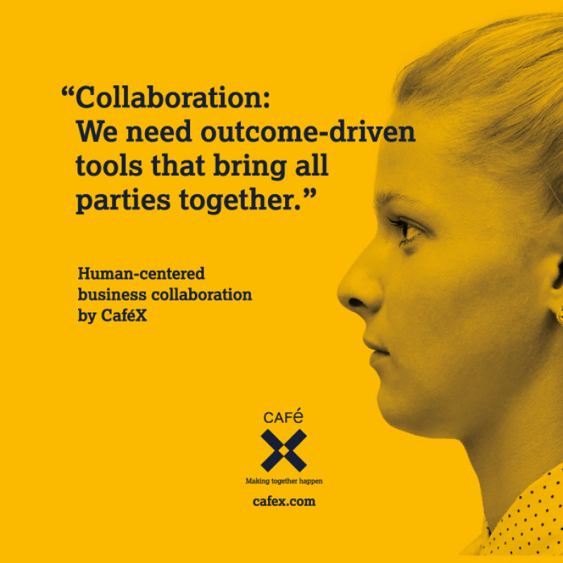 CaféX Ad Campaign