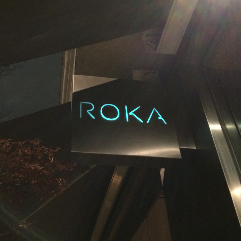 Roka and Shochu